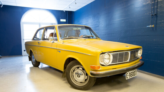 Med denne bilen startet det norske bileventyret