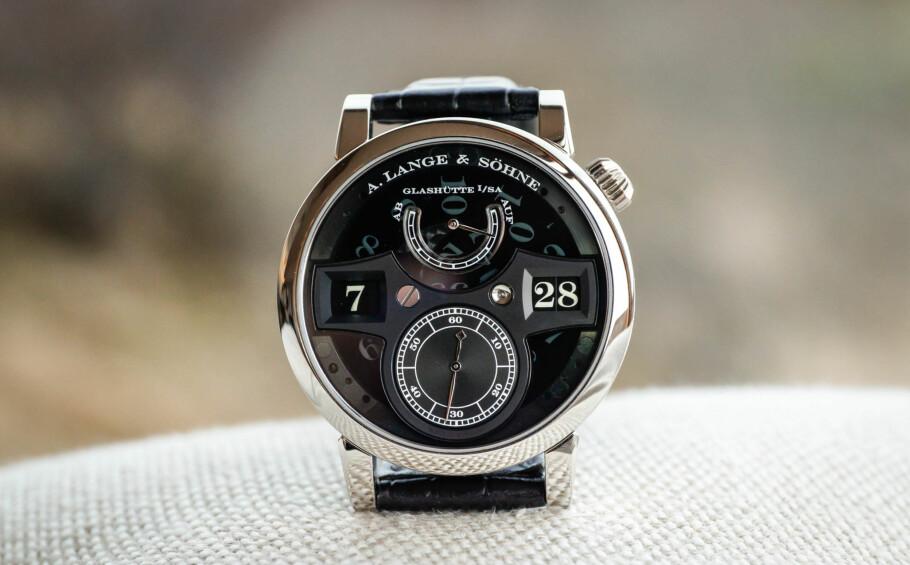 """HØY PRISKLASSE: På fagspråket omtales gjerne urene i de øvre prisklassene som """"haute horlogerie"""". Foto: Tidssonen.no"""