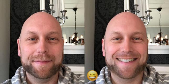 image: Selfie-appen som gjør deg til en helt annen