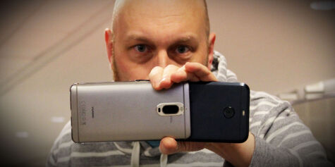 image: Denne video-appen lar deg bruke to telefoner