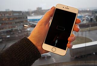 Nå har Apple «fikset» batteriproblemene