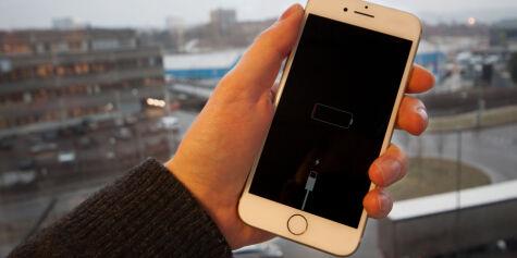 image: Nå har Apple «fikset» batteriproblemene