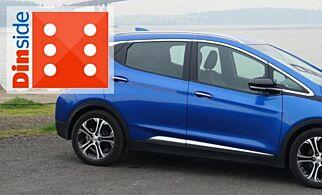 image: Opel Ampera-e innfrir til fulle