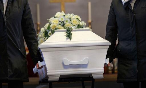 image: Så mye koster en begravelse