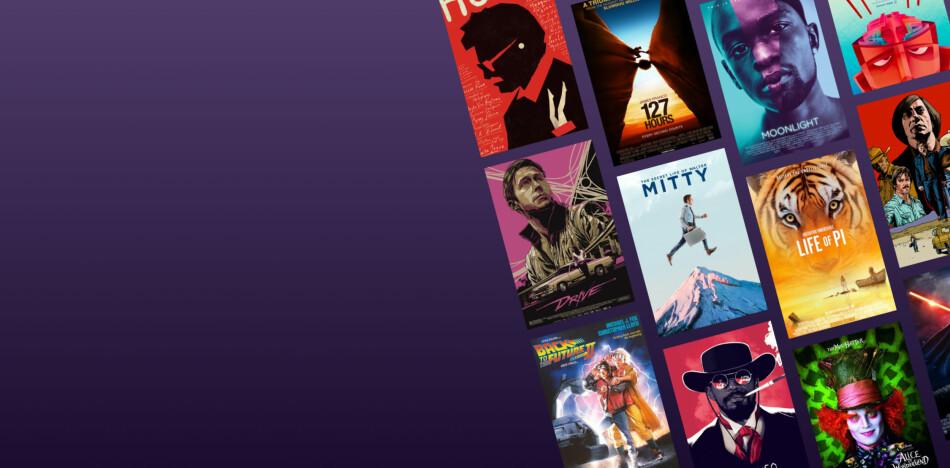SE FØR DE ANDRE: Blir du plukket ut av Scoop, kan du være med på å påvirke hvordan en film blir før den lanseres. Foto: Indee.tv
