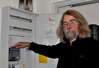 Einar (67) slipper å få ny strømmåler