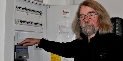 image: Einar (67) slipper å få ny strømmåler