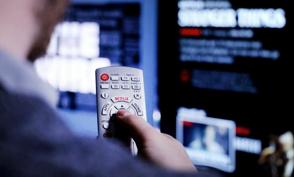 SØKEHJELP: Vi har brukt Netflix Categories på PC-en til å oppdage filmer vi ikke visste om. Men det betyr ikke at du er nødt til å se filmen på datamaskinen – vi har heller sett filmen på Apple TV. Foto: Ole Petter Baugerød Stokke