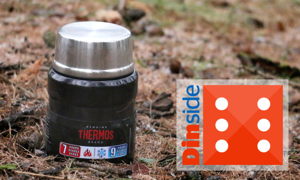 THERMOS STAINLESS KING. Foto: Ole Petter Baugerød Stokke