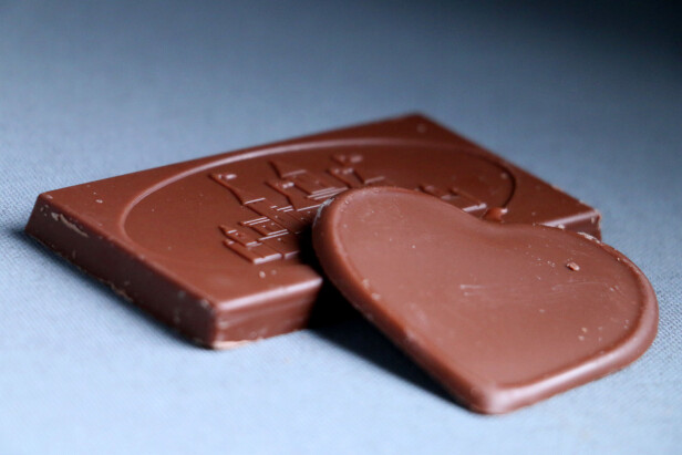 DYREST: Freias Et lite eventyr og Melkehjerter er de to dyreste variantene av melkesjokolade. Foto: Ole Petter Baugerød Stokke