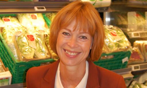 GERD BYERMOEN: Kommunikasjonssjef for Opplysningskontoret for frukt og grønt. Foto: Opplysningskontoret for frukt og grønt.