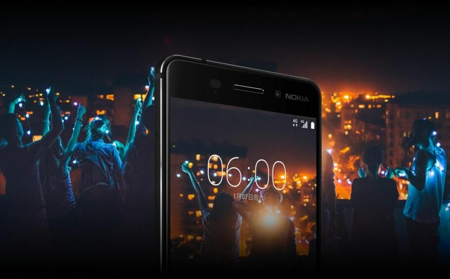 COMEBACK: Nokia har nylig lansert en ny Android-telefon i Kina. Kommer det flere til Barcelona om en uke? Foto: Nokia