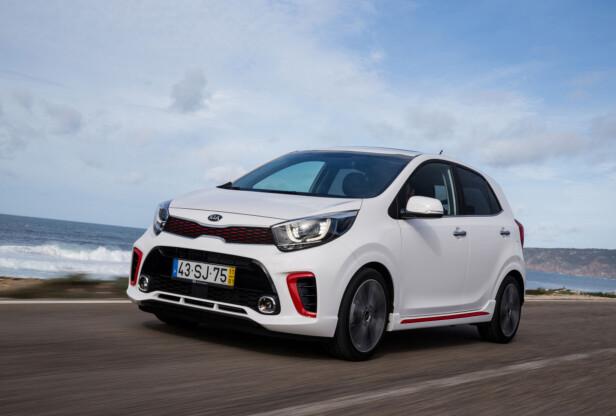 FORBEDRET: Kia sier at nye Picanto vil få bedre kjøreegenskaper og mer komfort. Foto: Kia