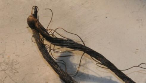 BRUDD: Svakheter i ledninger er en hyppig årsak til branntilløp. Foto: Tore Neset