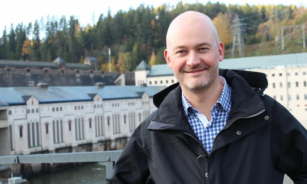SOV TRYGT: Du blir ikke avkrevd etterbetaling for strømmen du fikk for billig, opplyser Aslak Øverås i Energi Norge. (Foto: Christel Nordhagen/Energi Norge)