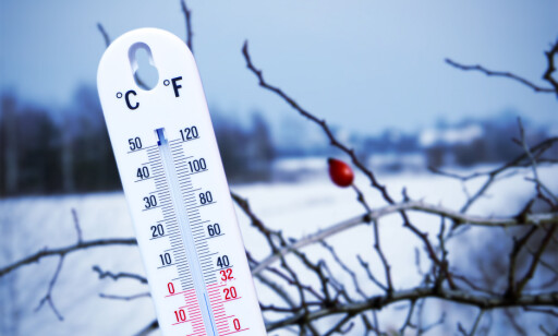 KALDERE: Gradestokken påvirker strømregningen. Foto: Shutterstock/NTB scanpix
