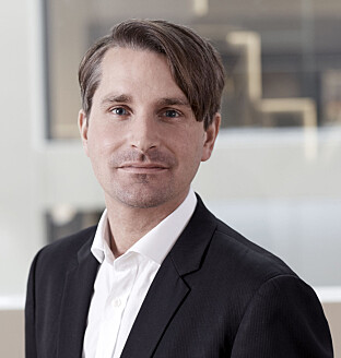 <strong>- INGEN GARANTI:</strong> Fagdirektør for digitale tjenester i Forbrukerrådet, Finn Myrstad, sier at det ikke er noen garanti for at Google ikke skal slå sammen Fitbits data med sine egne i fremtiden. Foto: Forbrukerrådet