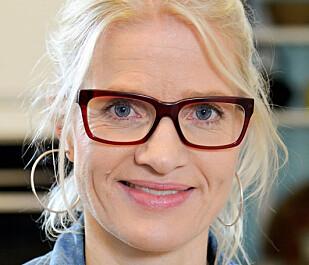 MATBLOGGER: Marit Røttingsnes Westlie står bak bloggen Fru Timian. Foto: Privat.