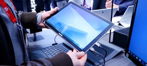 Mye gammelt og litt nytt fra Samsung på mobilmessa