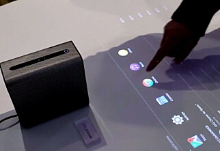 Sony Xperia Touch - hands on