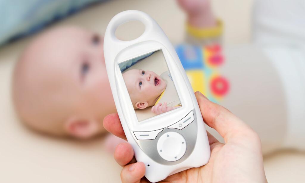 TEST AV BABYCALL: Det er store forskjeller på babycaller når det kommer til rekkevidde og funksjoner. Det verste er imidlertid at du ikke kan stole på at de fungerer, viser en fersk test av babyvakter utført av Testfakta. Foto: Shutterstock/NTB Scanpix