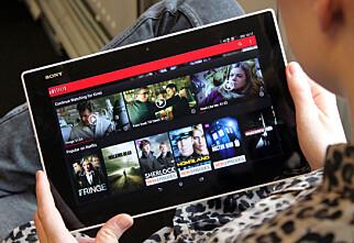 Slik vil Netflix redde deg fra sjokkregningene