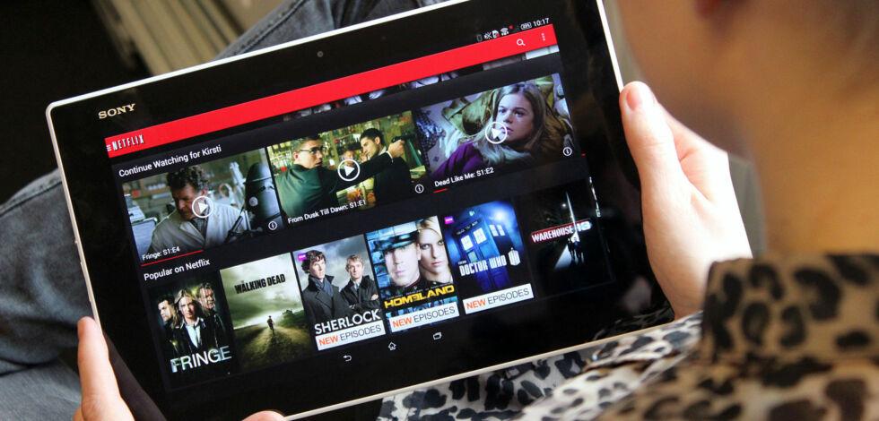 image: Slik vil Netflix redde deg fra sjokkregningene