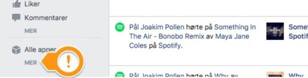 Er det ikke surt når spilleliste-eieren bytter ut sangene?