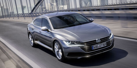 image: VWs nye flaggskip