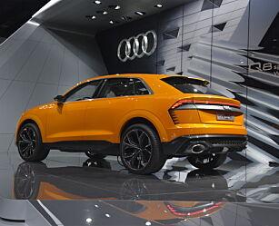 image: Kommende toppmodell i ny versjon fra Audi