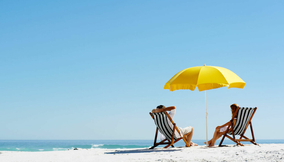 LØNN FØR AVREISE: I utgangspunktet skal feriepenger utbetales siste vanlige lønningsdag før ferien, men noen arbeidstakere kan endre på utbetalingsdato. Illustrasjonsfoto: Scanpix.