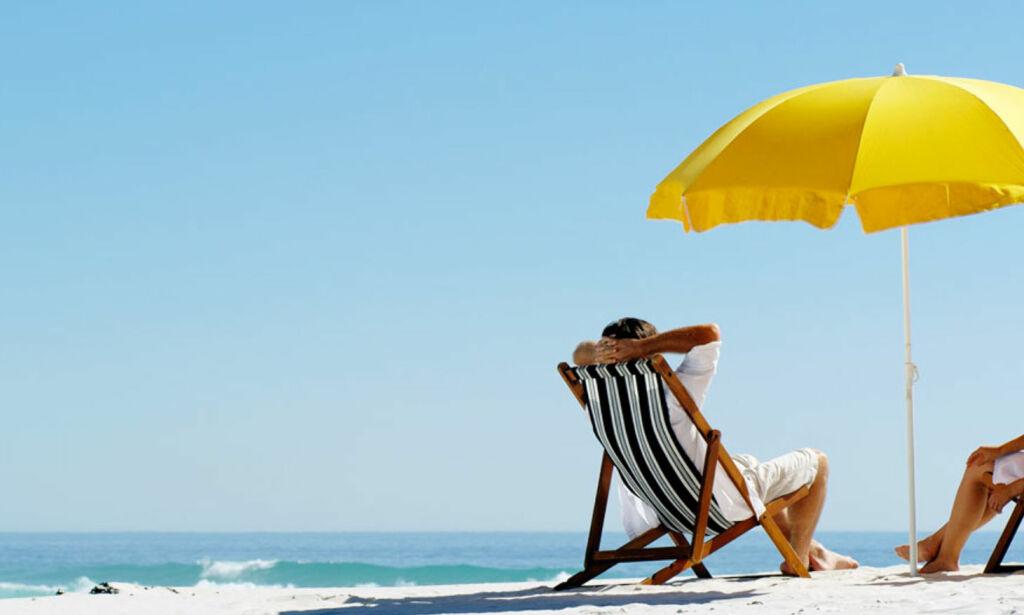 image: Sjekk om du kan få utbetalt feriepengene allerede nå