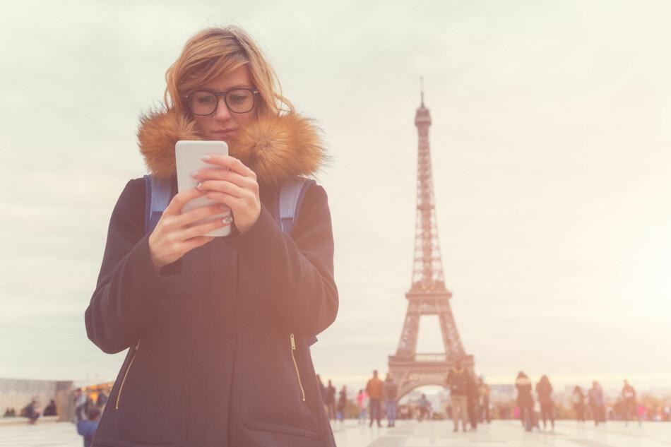 PROBLEMER: Skal du bruke mobilen i Europa i sommer, må du ha fri roaming. Det er alt eller ingenting. Foto: Shutterstock / NTB Scanpix