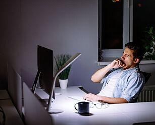 image: Du kan tvinges til å jobbe overtid