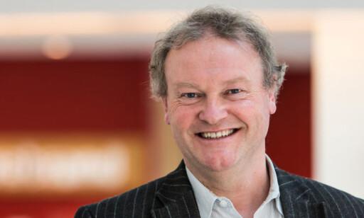 EKSPERT: Knut Dyre Haug, pensjonsøkonom Storebrand Livsforsikring AS. Foto: Storebrand.