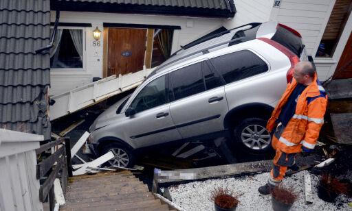 image: Førerløse biler står bak 2.000 ulykker i året