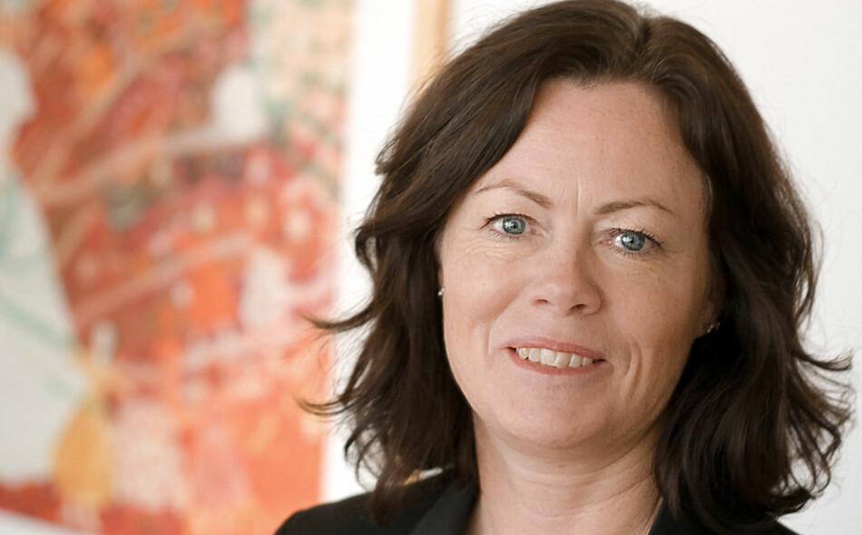 VIL STYRKE VÅRT DIGITALE PERSONVERN: Forbrukerminister Solveig Horne (Frp) Foto: Ilja C. Hendel