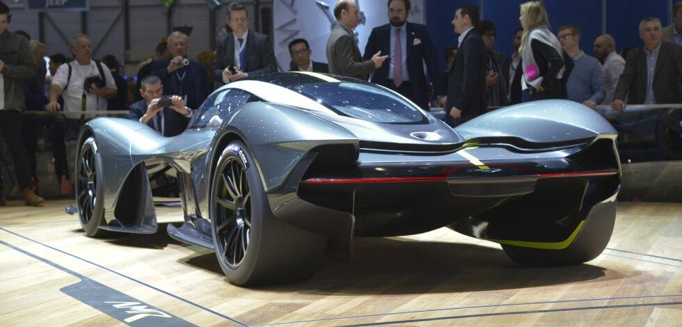 image: Aston Martin til nye høyder
