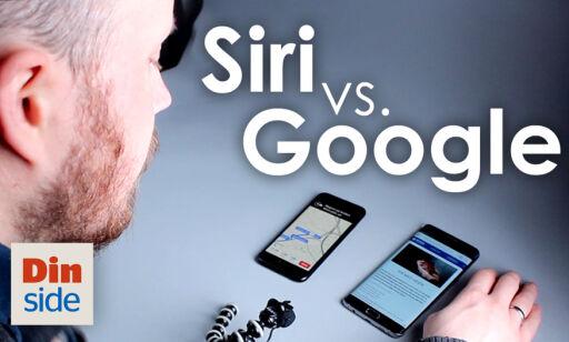 image: Se Google Now slåss mot Apples Siri!