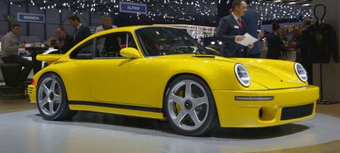 Skinnet bedrar, dette er ingen Porsche