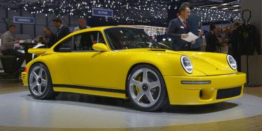 image: Skinnet bedrar, dette er ingen Porsche