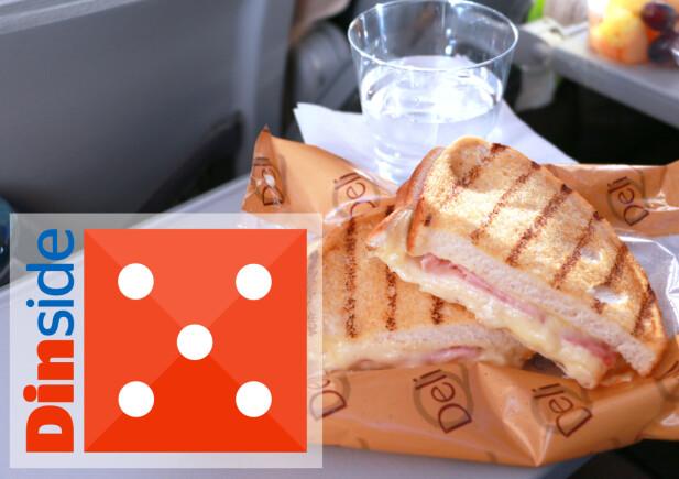 TOAST: For toast å være er denne veldig god. Sprøtt og ferskt - og det smaker godt! Foto: Hanna Sikkeland