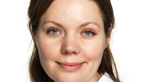 ADVOKAT: Maria Østli, advokat M.N.A ved Finansforbundet. Foto: Finansforbundet.
