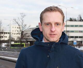 – Årsavgiften forenkles: Det mener fagansvarlig for motor i Storebrand, Mats Sæterkvist. Foto: Storebrand