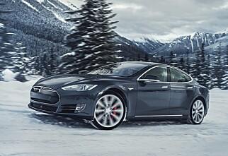Nå er Tesla større enn Ford