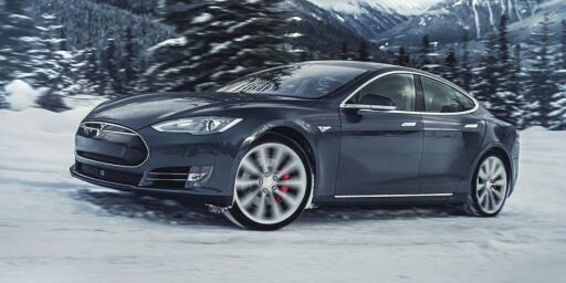 image: Nå er Tesla større enn Ford
