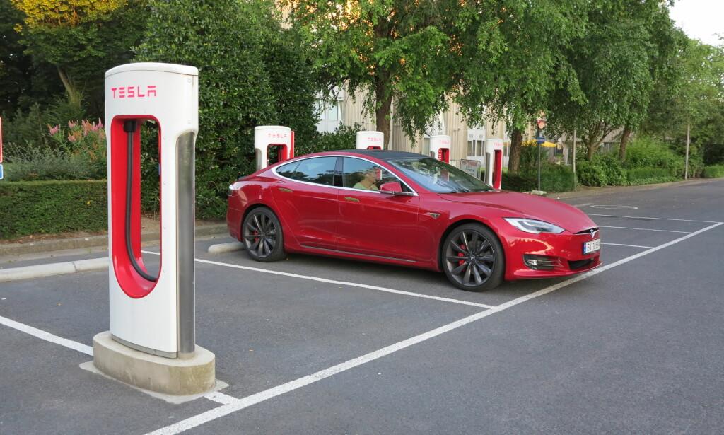 NESTEN GRATIS: Nye kunder får 400 kWh gratis. Etter det må de betale. Foto: Fred Magne Skillebæk
