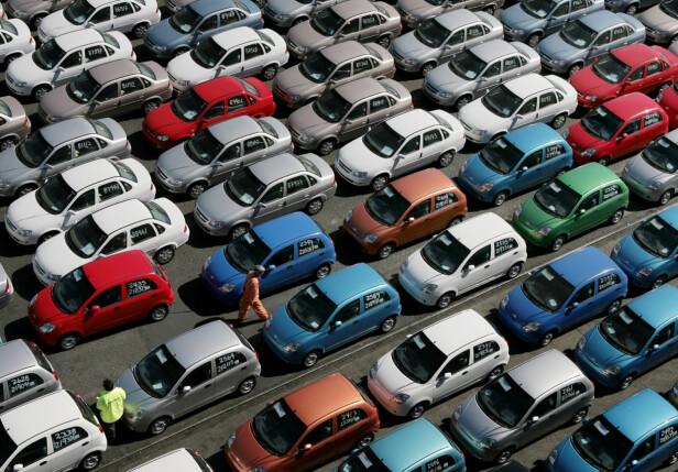 Gjetter du hvilket land hver tredje bil kommer fra?