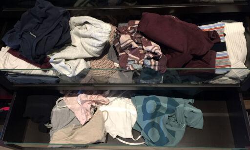 image: Ser klesskapet slik ut?