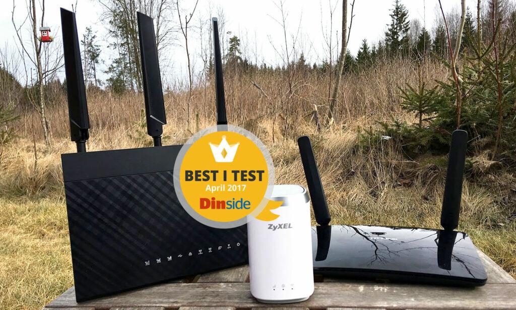 image: TEST: Full bredbåndshastighet - via mobilnettet